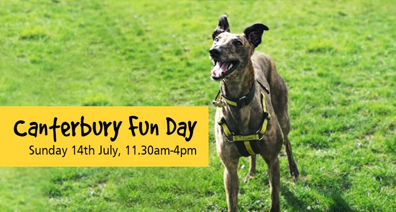 Canterbury Fun Day: Sunday 14th July 2019, 11.30am to 4pm