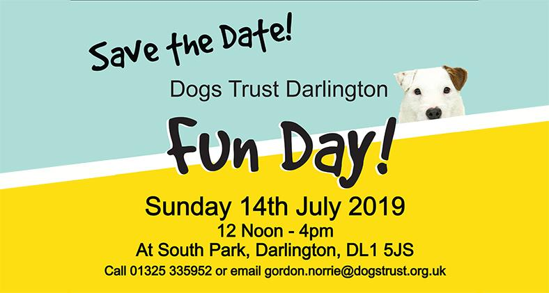 Save the Date - Fun day 2019: 14th July