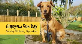 Glasgow Fun Day: Sunday 9th June 2019, 12pm to 4pm