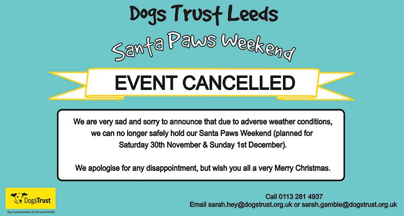 Santa Paws Weekend