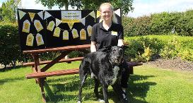 Emmie, Temporary Events Assistant, Dogs Trust Loughborough