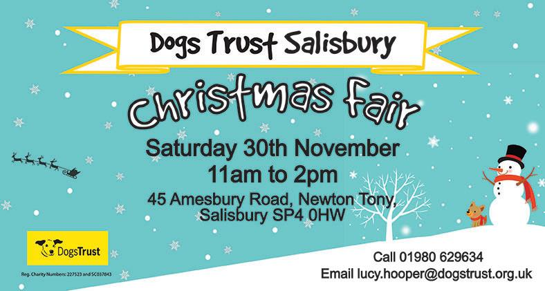 Christmas Fair Salisbury 2019
