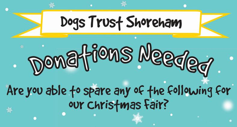 Donations Wanted for Christmas Fair