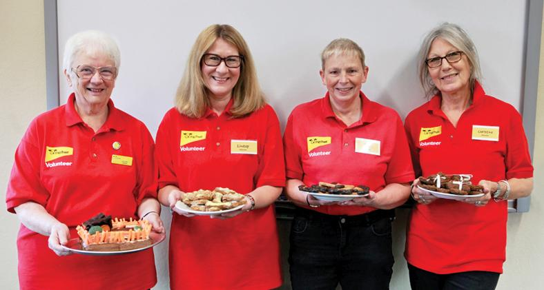 Shoreham Bake-Off Contestants