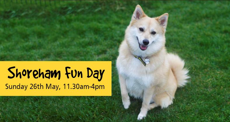 Shoreham Fun Day: Sunday 26th May, 11.30 am to 4pm