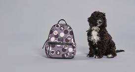 RadleyxDogsTrust Polka dot Backpack